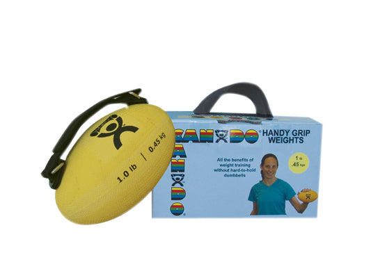 CanDo Handy Grip™ weight ball