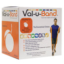 Val-u-Band Low Powder Exercise Band Rolls - 50 Yard Dispenser Box