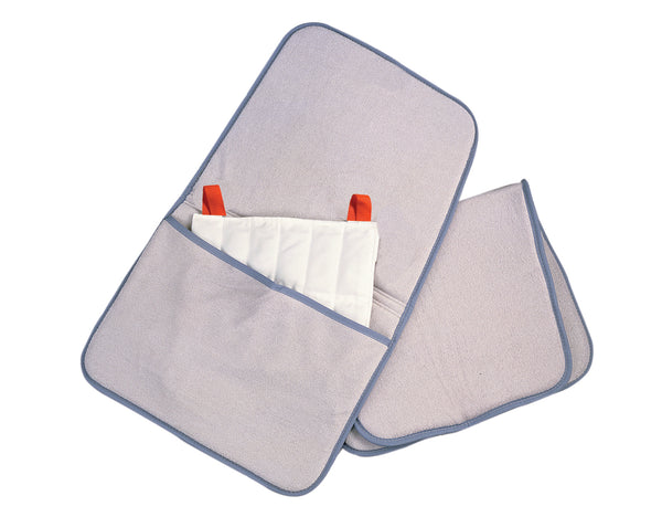 Hotspot Hot Pack Cover - Velour with Foam with Pocket