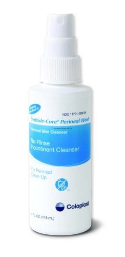 Peri Wash® II Cleanser - No-Rinse Incontinent Cleanser and Deodorizer (4569212420209)
