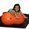 CanDo Inflatable Exercise Sensi-Saddle Roll