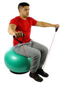 Inflatable Exercise Ball - Accessory - Stabilizer Base