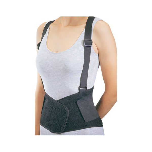 Procare Industrial Back Support with Suspenders