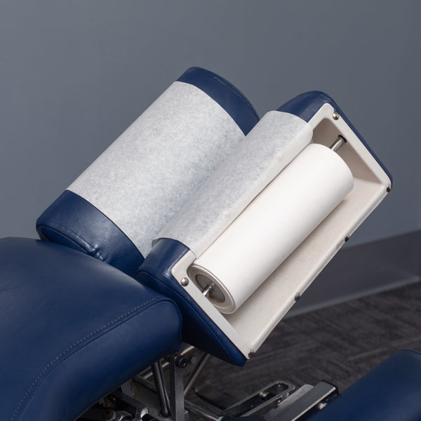 TIDI Choice, Chiropractic Headrest Barriers, White