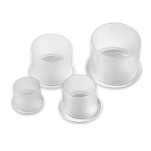 Ink Cups - Flat bottom (4013185630321)