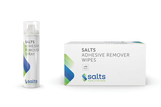 Salts Adhesive Remover
