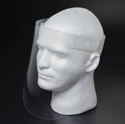 Disposable Full Face Shield (4491024793713)
