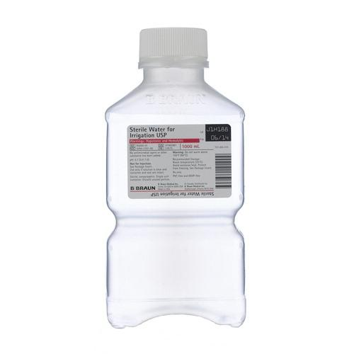 Sterile Water for Irrigation, 16/cs