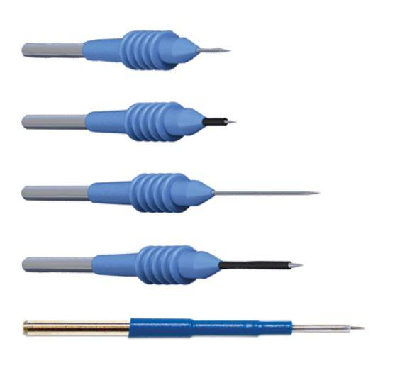 Disposable Specialty SuperCut Tungsten Needles Electrodes