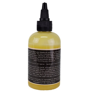 Locsanity FREED Dreadlock Rolling and Conditioning Oil - Locsanity