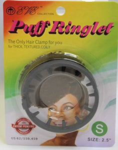 Eve Collection Puff Ringlet