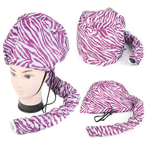 Dreadlock Super Fast Hair Quick Drying Cap - Black or Purple - Locsanity