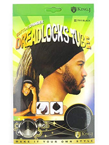 M & M Cotton Spandex Dreadlocks Tube - Locsanity