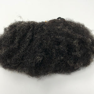 "Afro Kinky Weft 100% Human Hair Dreadlocks Extensions Twist Braids 8""-10"" - Locsanity"