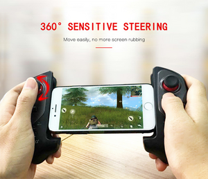 Joystick / Controle de Games para Smartphones / Celulares IOS, Android e WIN - Bluetooth,  Wireless