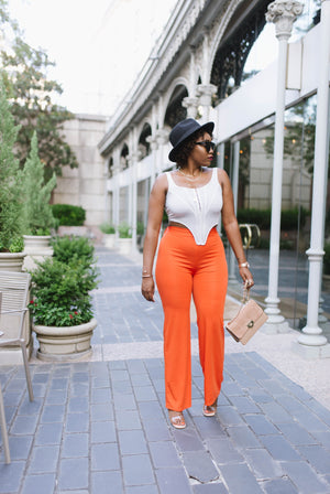 Open image in slideshow, Venice High Waisted Pants