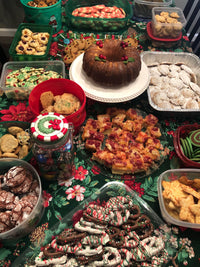 Holiday Party! Cookies!
