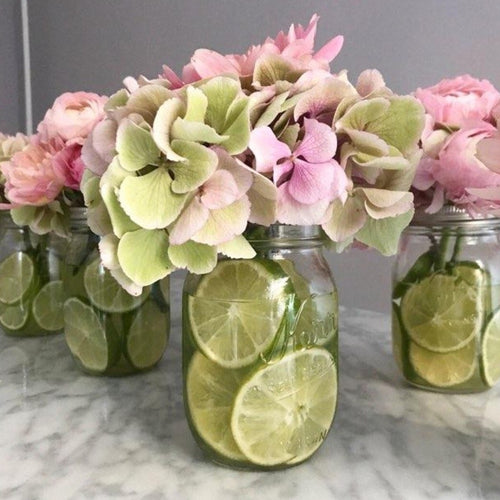 Themed Mason Jar Arrangements
