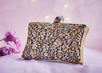 Attending a destination wedding? We've found you the perfect clutch bag