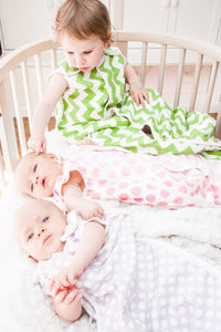 Chevron Bella Sleep Sack