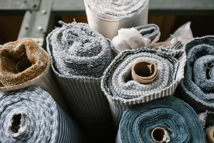 How The Heck is Our Fabric Made? - A Look Inside The New Denim Project