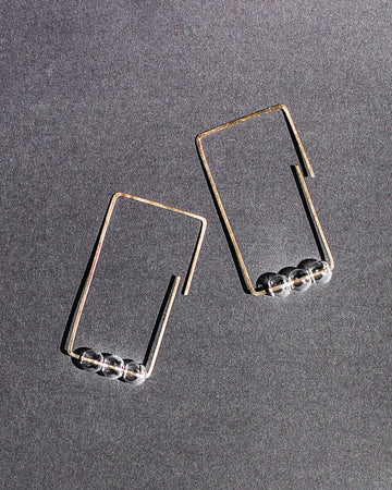 Movement Earring No. 4