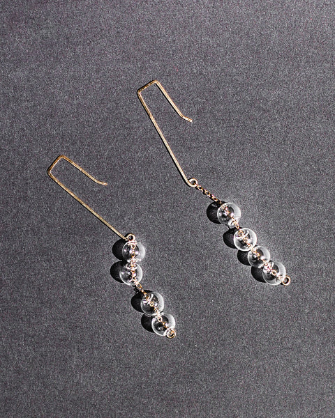 Movement Earring No. 3