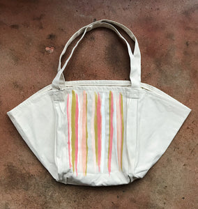 Hand Painted Tote 10/12