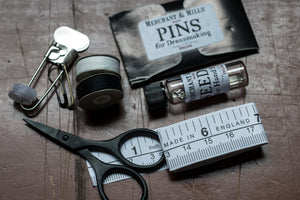 Merchant Mills Rapid Repair Sewing Kit