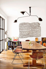 Replica Serge 3-Arm Ceiling Pendant