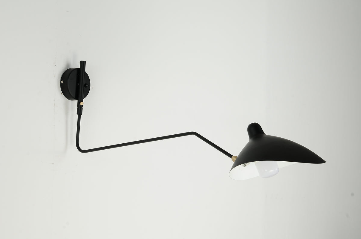 Replica Serge Single Arm Wall Sconce The Light Boutique