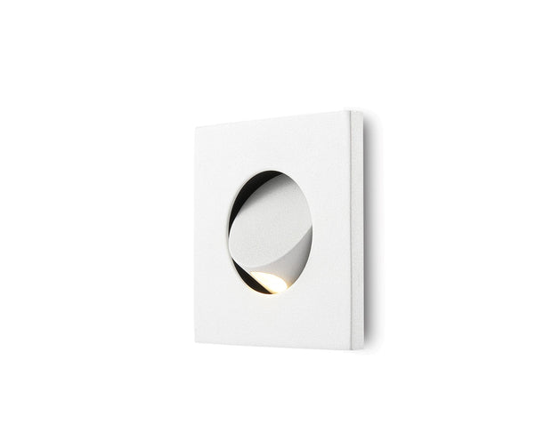 Nixon LED Recessed Reading Light - Square
