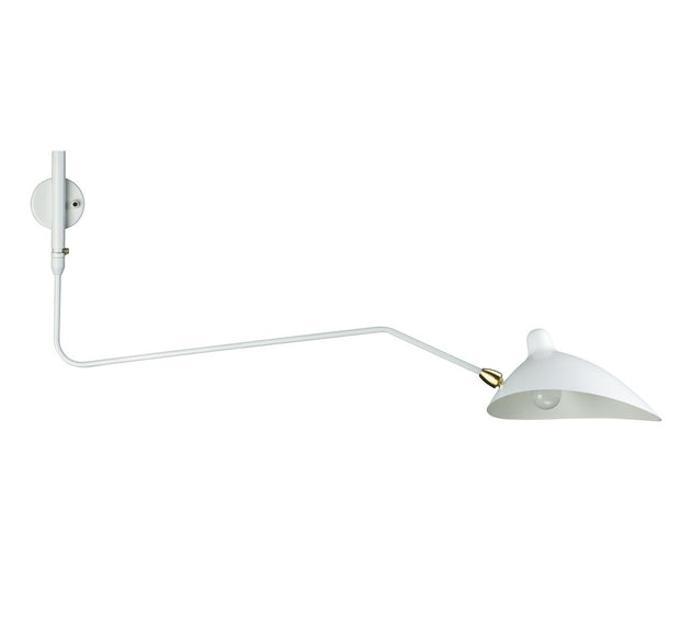Replica Serge Single Arm Wall Sconce