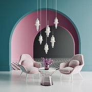 Replica Preciosa Siren Pendant Light - Pink