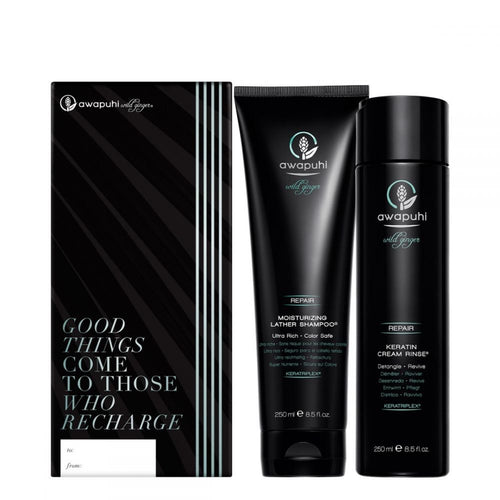 Awapuhi wild ginger repair gift set