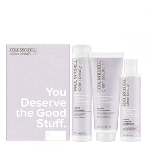 Repair clean beauty gift set