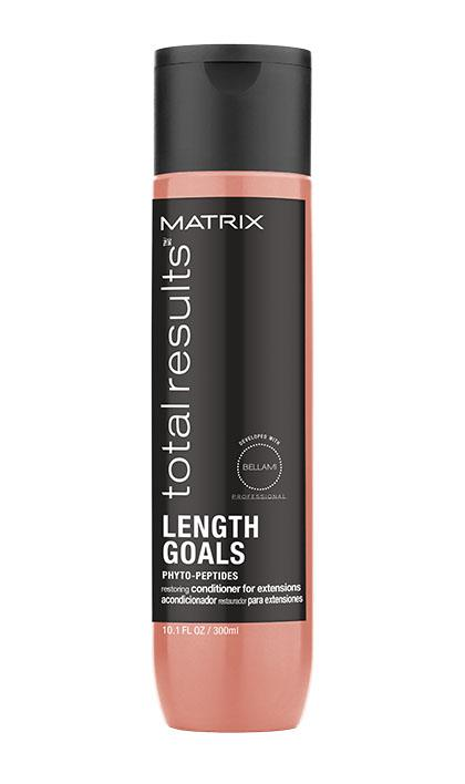 Matrix Length Goals Restoring Conditioner For Extensions