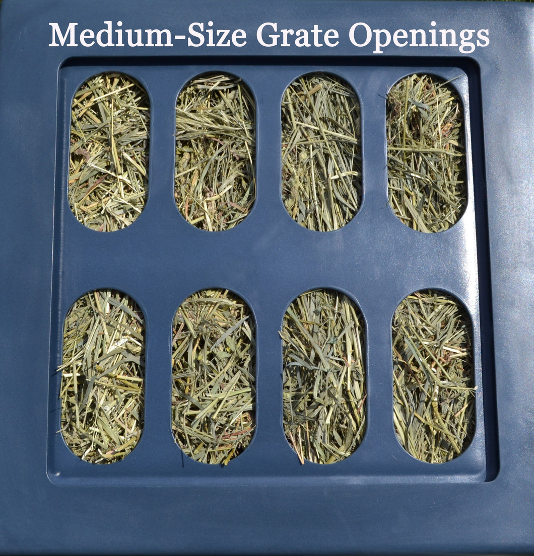 Replacement Grates - Small, Medium & Large Openings Accessory Savvy Feeder Medium: Our original grate size with 2.75
