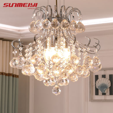 Chandelier- Luxury Crystal