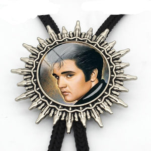 Necklace- Elvis Presley Hand Craft Glass Dome Rock Music Singer Necklace fashion Jewelry