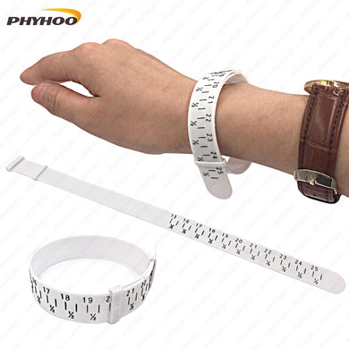 Sizing gauge-Bangle - Plastic Gauge Bangle, Bracelet Sizing Tools
