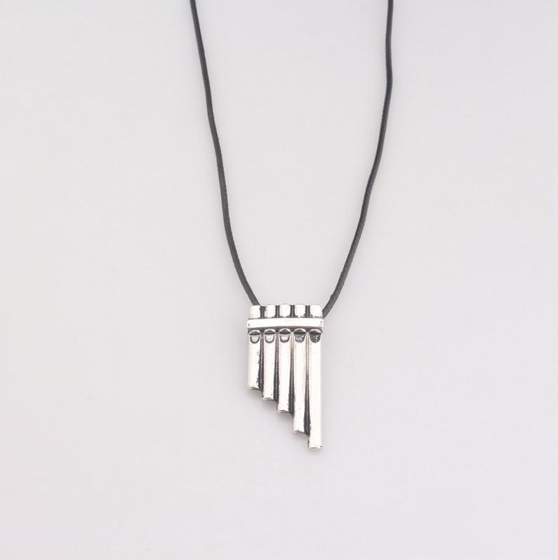Necklace- Fashion Jewelry Peter Pan Magic Flute Necklace For Man Women