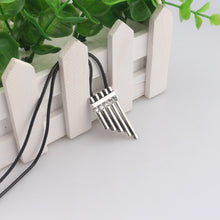 Load image into Gallery viewer, Necklace- Fashion Jewelry Peter Pan Magic Flute Necklace For Man Women