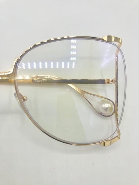 Clear Fashion Glasses