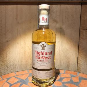 Highland Harvest Organic (blended malt) Scotch Whisky