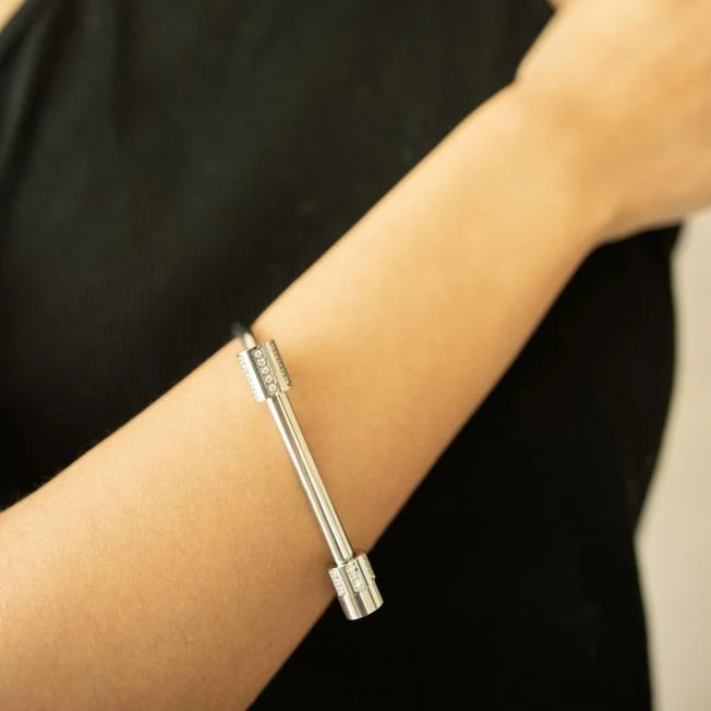THE RIGHT SCREW BRACELET