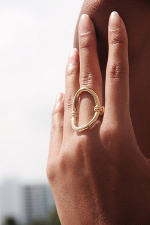 Open image in slideshow, LASSIE RING