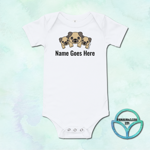 custom baby clothing