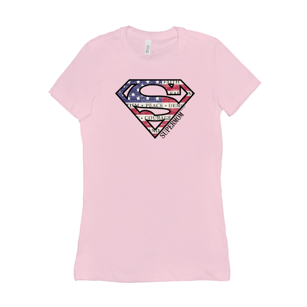 Supermom | Women's Favorite Tee | 19 Colors - Baby Pea Clothing Fashion for Babies & Kids of all ages