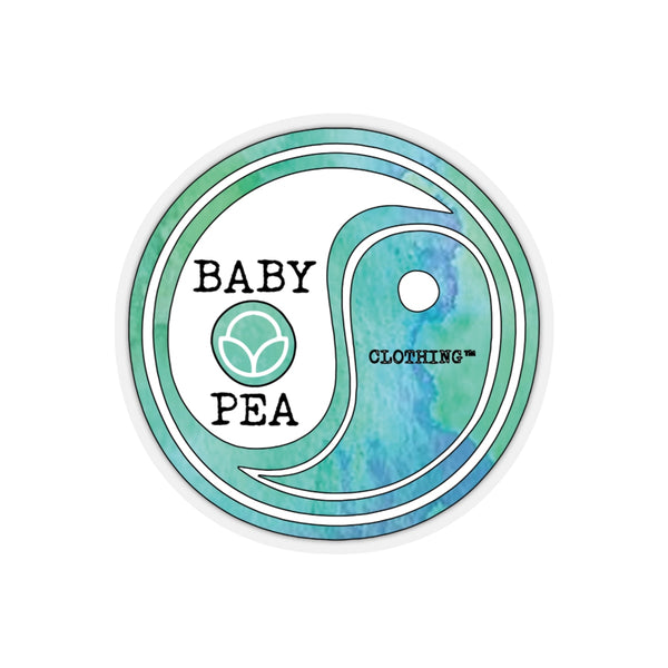 Baby Pea Clothing Kiss-Cut Stickers - Baby Pea Clothing Fashion for Babies & Kids of all ages